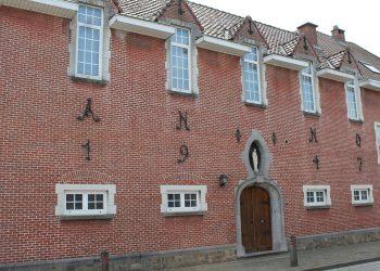 KLoosterhuys-vakantiewoning-Geraardsbergen-voorgevel