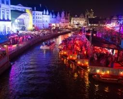 Beleef Polé Polé en de Gentse Feesten vanuit vakantiehuis 't Kloosterhuys